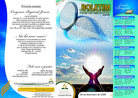 Boletim virtual