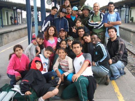 Aventureiros Soldados do Rei - IASD Cidade Dutra (www.uniaoadventista.com.br)