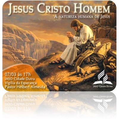 Vigília da Esperança - Pastor Helbert Almeida - www.uniaoadventista.com.br