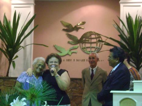 Culto de Ação de Graças - IASD Cidade Dutra (www.uniaoadventista.com.br)