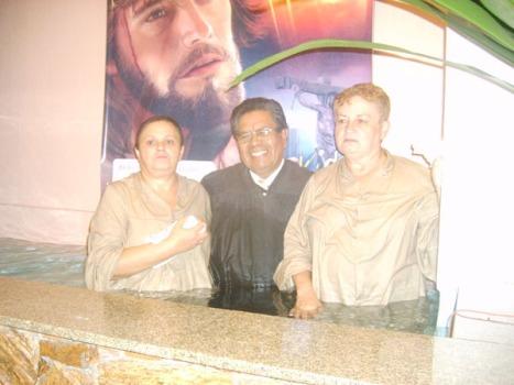 Valdete, pastor Tito, Maria