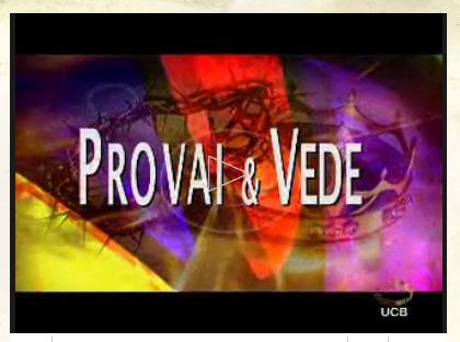 Provai e Vede - União Adventista
