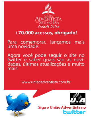 Twitter - União Adventista