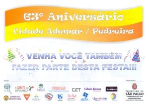 Aniversário Cidade Ademar - União Adventista