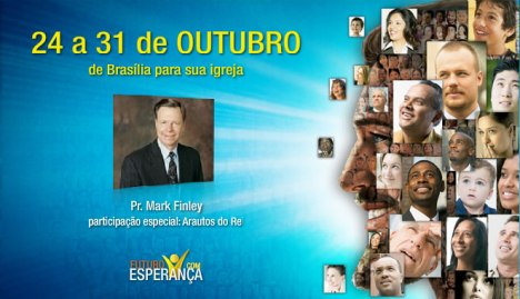 Mark Finley - União Adventista