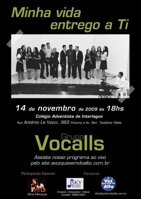 Grupo Vocalls - IASD São José
